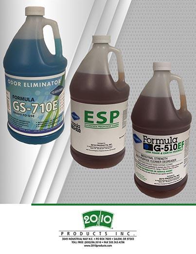 GS710E ESP G510EF and G510ESP 2010 Product Trio